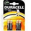 Bateria alkaiczna DURACELL Basic LR3 AAA (4szt)