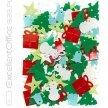 Cekiny świąteczne DALPRINT Mix 20g