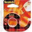 Taśma SCOTCH Crystal Clear 3M 6-1975 19x7,5 na dyspenserze
