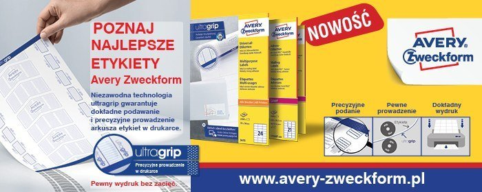 Avery Ultra Grip
