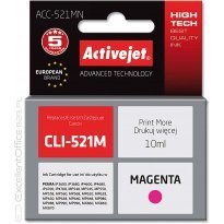 Active Jet Tusz CANON CLI-521M Magenta (CHIP) (IP3600/MX860/MP630) 10ml