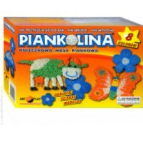 Piankolina ART AND PLAY 8 kolorów