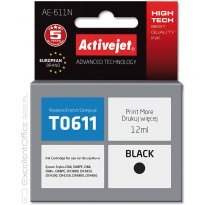 Active Jet Tusz EPSON T0611 Black (D68/DX3800/4200) 12ml