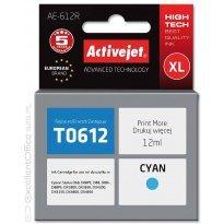 Active Jet Tusz EPSON T0612 Cyan (D68/DX3800/4200) 12ml