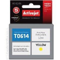 Active Jet Tusz EPSON T0614 Yellow (D68/DX3800/4200) 12ml