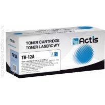 ACTIS Toner HP Q2612A Black 2K NEW