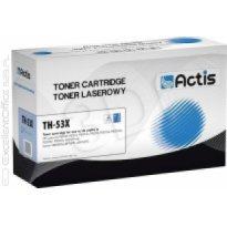 ACTIS Toner HP Q7553X Black (LJ2015) NEW