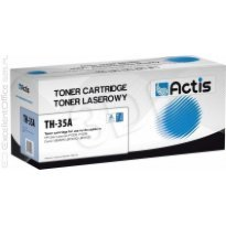 ACTIS Toner HP CB435A Black (P1005/P1006) 1,5K NEW
