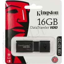Pamięć USB KINGSTON Flash Drive DT-100 16Gb