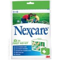 Apteczka pierwszej pomocyVISCOPLAST Firs Aid Kit Nexcare
