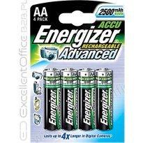 Akumulatorki ENERGIZER HR06 AA 2500mAh (4szt)