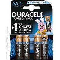 Bateria alkaliczna DURACELL Turbo LR6 AA (4szt)