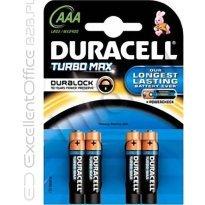 Bateria alkaliczna DURACELL Turbo LR3 AAA (2 szt)