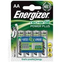 Bateria akumulator Energizer,AA, HR6, 1,2V, 2000mAh, 4szt.