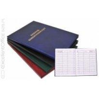 Książka korespondencyjna BARBARA A4/300k granatowa 1803225