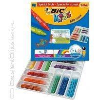 Flamastry BIC Kids Couleur 12kol (144szt) 887837