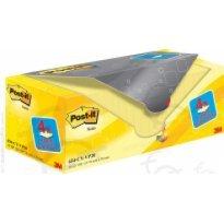 Bloczek samop. 3M 76x76 żółty (100kart) 20+4 bloczki gratis 654CY-VP20
