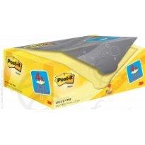 Bloczek samop. 3M 127x76 żółty (100kart) 20+4 bloczki gratis 655CY-VP20