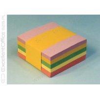 Bloczek wkład kolor HAS nieklejony 8.5x8.5/80mm