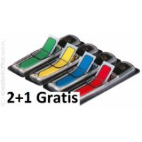 Zakładki indeksujące 3M STRZAŁKI 12*43 TRAD. 4kol.x24szt 684ARR3 (2+1 gratis) PR3M2