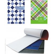 Blok biurowy INTERDRUK A4 50k kratka