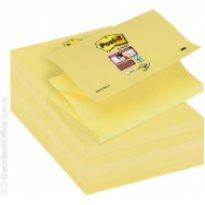 Bloczek samop. 3M 76*127 żółty Z-notes (90kart.) R350-12SS-CY