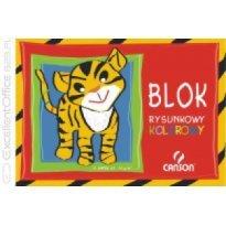 Blok rysunkowy CANSON A3/10k kolor