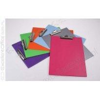 Deska z klipem BIURFOL A4 pink