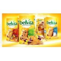 Ciastka BelVita orzechy + czekolada 300g