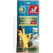 Rękawice domowe JAN NIEZBĘDNY rozmiar S