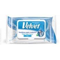 Papier toaletowy nawilżony VELVET Pure (42 listki)