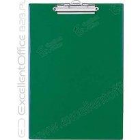 Deska z klipem BIURFOL A4 c.zielona