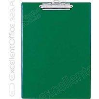 Deska z klipem BIURFOL A5 c.zielona