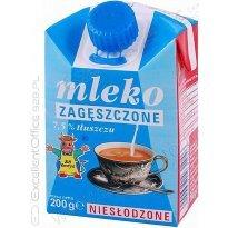 Mleko zagęszczone GOSTYŃ 10% 0,2L