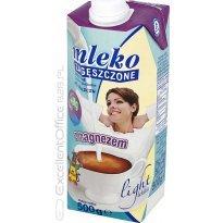 Mleko zagęszczone GOSTYŃ Light 4% 0,35L z magnezem
