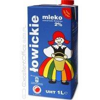 Mleko Łowickie 2% 1L