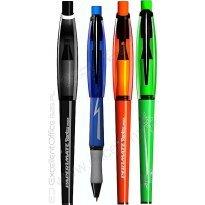 Długopis wymazywalny PAPER MATE Replay Max czarny