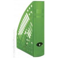 Pojemnik na dokumenty DONAU ażurowy A4 zielony