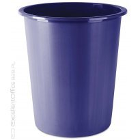 Kosz na śmieci DONAU 14L niebieski