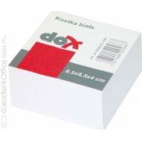 Bloczek wkład DOX 85*85/40 biały nieklejony