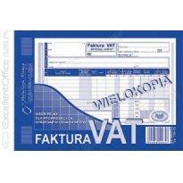 Druk Faktura VAT netto A5