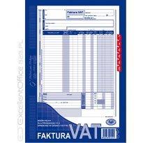 Druk Faktura VATpełna netto A4 (org.+kopia)