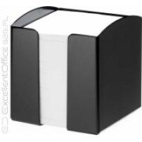 Pojemnik z karteczkami  DURABLE TREND 90x90/800kart czarny