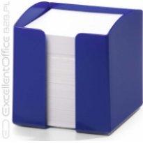 Pojemnik z karteczkami  DURABLE TREND 90x90/800kart niebieski