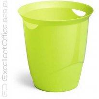 Kosz na śmieci DURABLE TREND 16l zielony