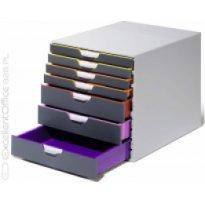 Pojemnik na dokumenty DURABLE Varicolor z 7 szufladami