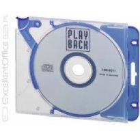 Etui na płyty CD/DVD DURABLE Quickflip Complete (5szt)