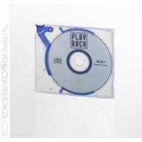 Etui na płyty CD/DVD DURABLE Quickflip Standard (5szt)