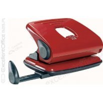 Dziurkacz SAX 318 czerwony 15k