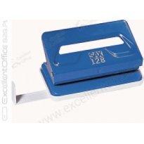 Dziurkacz SAX 128/S niebieski 12k